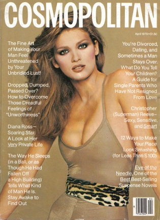 Gia_Carangi_April 1979 Cosmo Cover